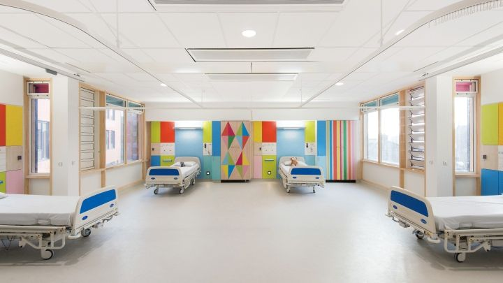 Childrenu0027s Hospital By Morag Myerscough, Sheffield U2013 UK » Retail Design Blog