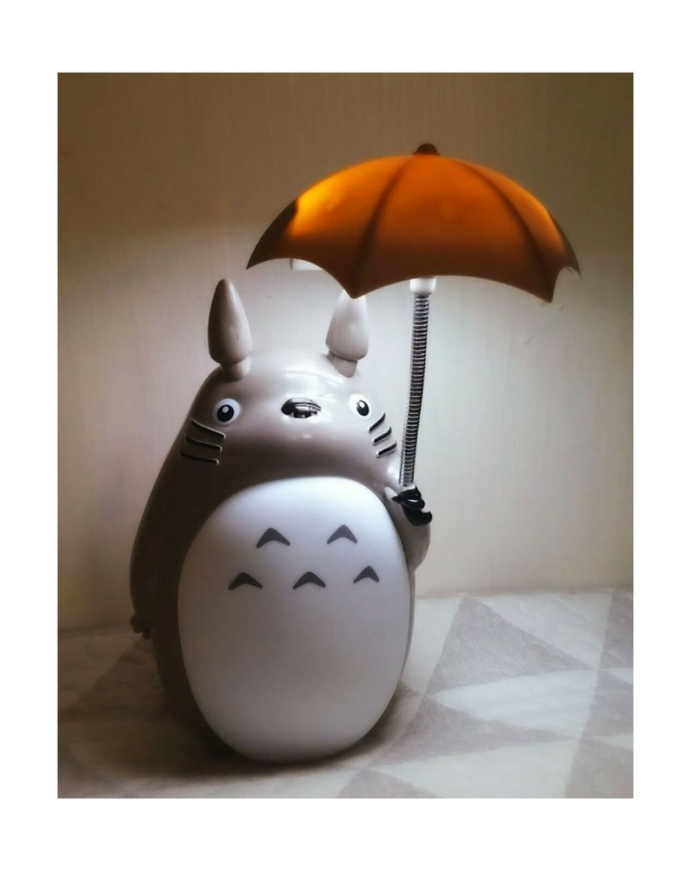 Studio Ghibli My Neighbour Totoro Usb Led Night Light Lamp For Kid S Bedroom In 2020 Night Light Kids Led Night Light Night Light