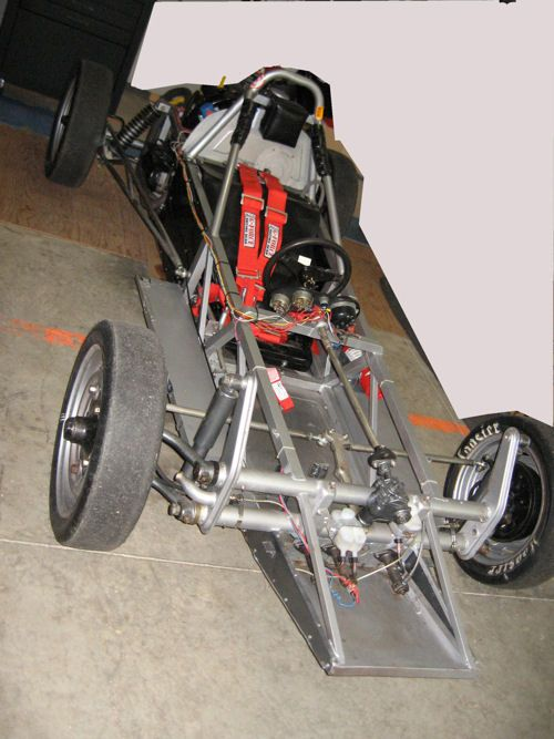 Kellison Formula Vee Kit Tandem Garage Rc Cars Pedal Mini Jeep