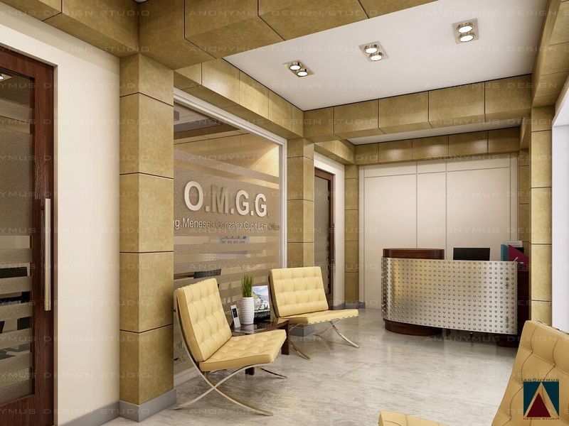Law office reception area by anonymusdesignstudio on for Bbdo office design 9