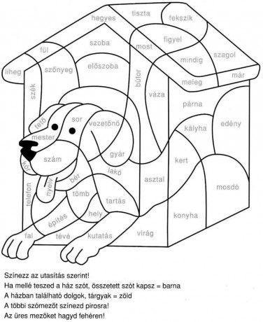 sz nez k nyelvtanhoz csiguszmalac grammar dyslexia reading. Black Bedroom Furniture Sets. Home Design Ideas