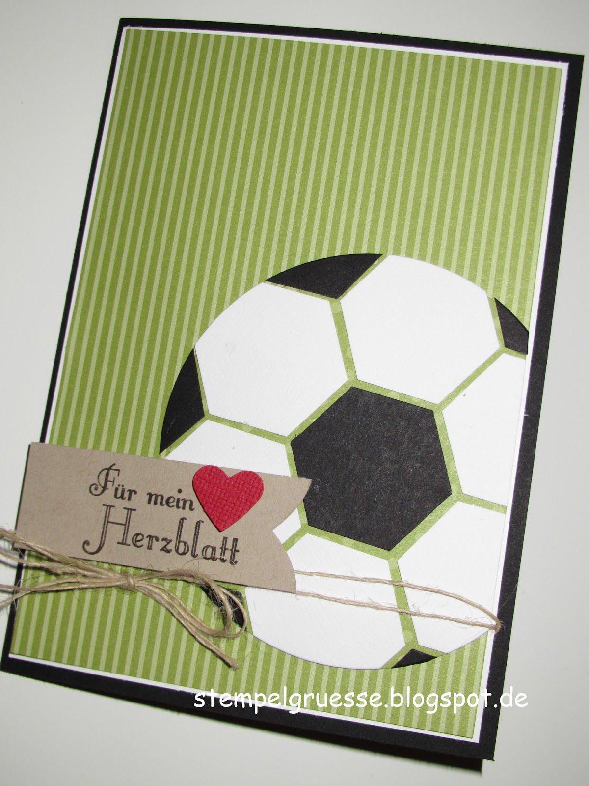 Geburtstagskarten Fussball Zum Ausdrucken Kostenlos