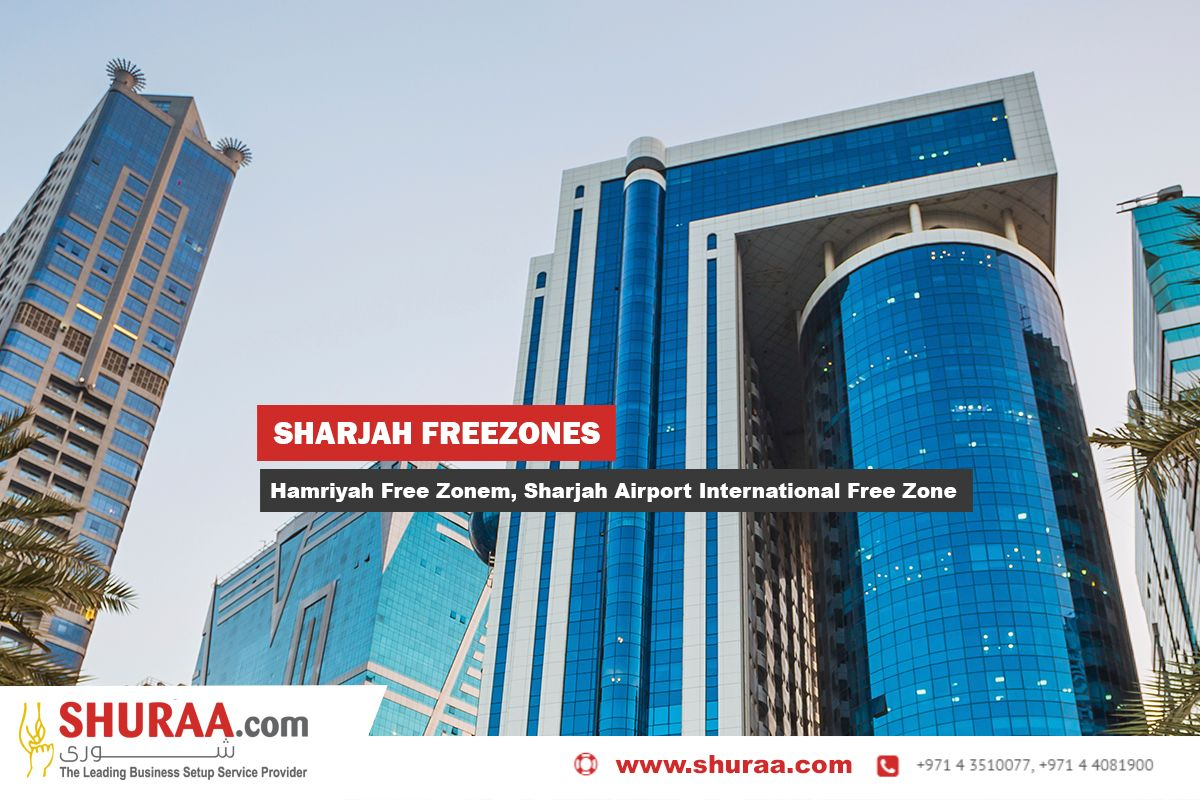 Do you want to start Company in Sharjah, feel free and