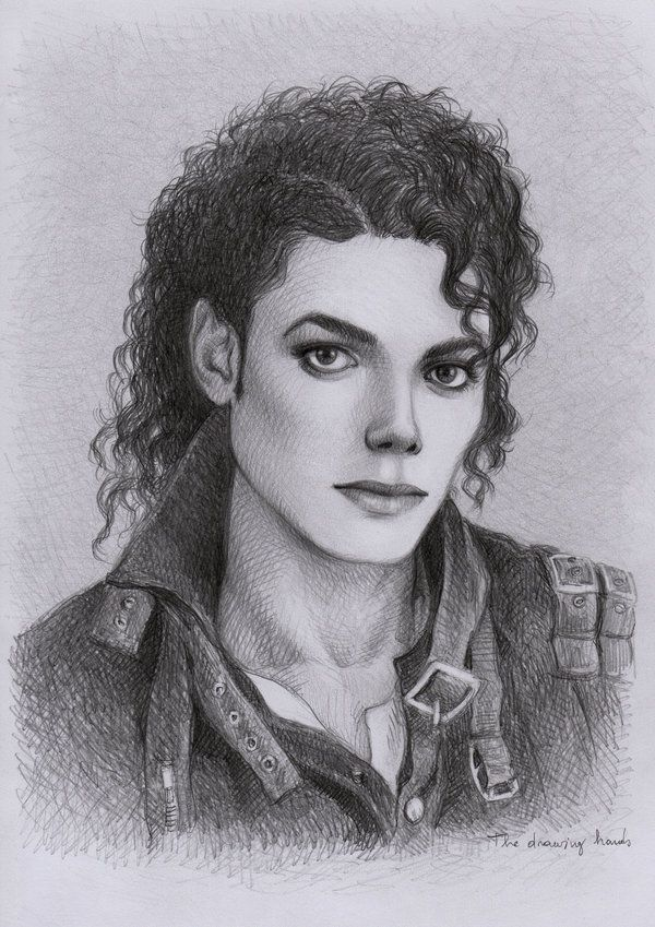 Michael Jackson by thedrawinghands on deviantART ...
