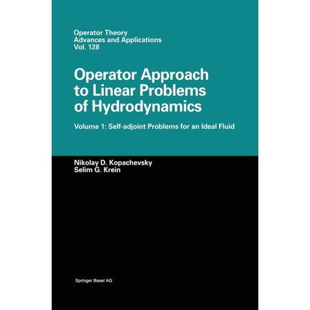 The main topics presented in this book deal with methods from functional analysis applied to the study ofsmall movements and normal oscillations ofhydrome- chanical systems having cavities filled with either ideal or viscous fluids. The book is a sequel to and at the same time substantially extends the volume entitled Opera- tor Methods in Linear Hydrodynamics: Evolution and Spectral Problems, by N. D. Kopachevsky, S.G. Krein, and Ngo Zuy Kan that was published in 1989 by the Nauka publishing ho