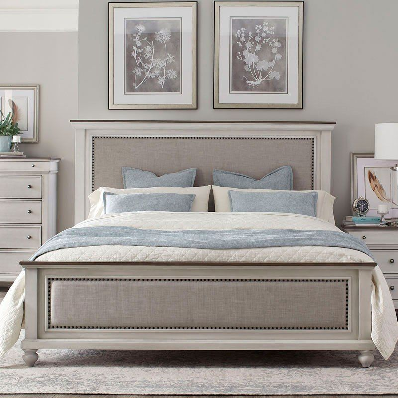 Grand Bay Panel Bed With Images Master Bedroom Furniture Panel Bed Bedroom Furniture