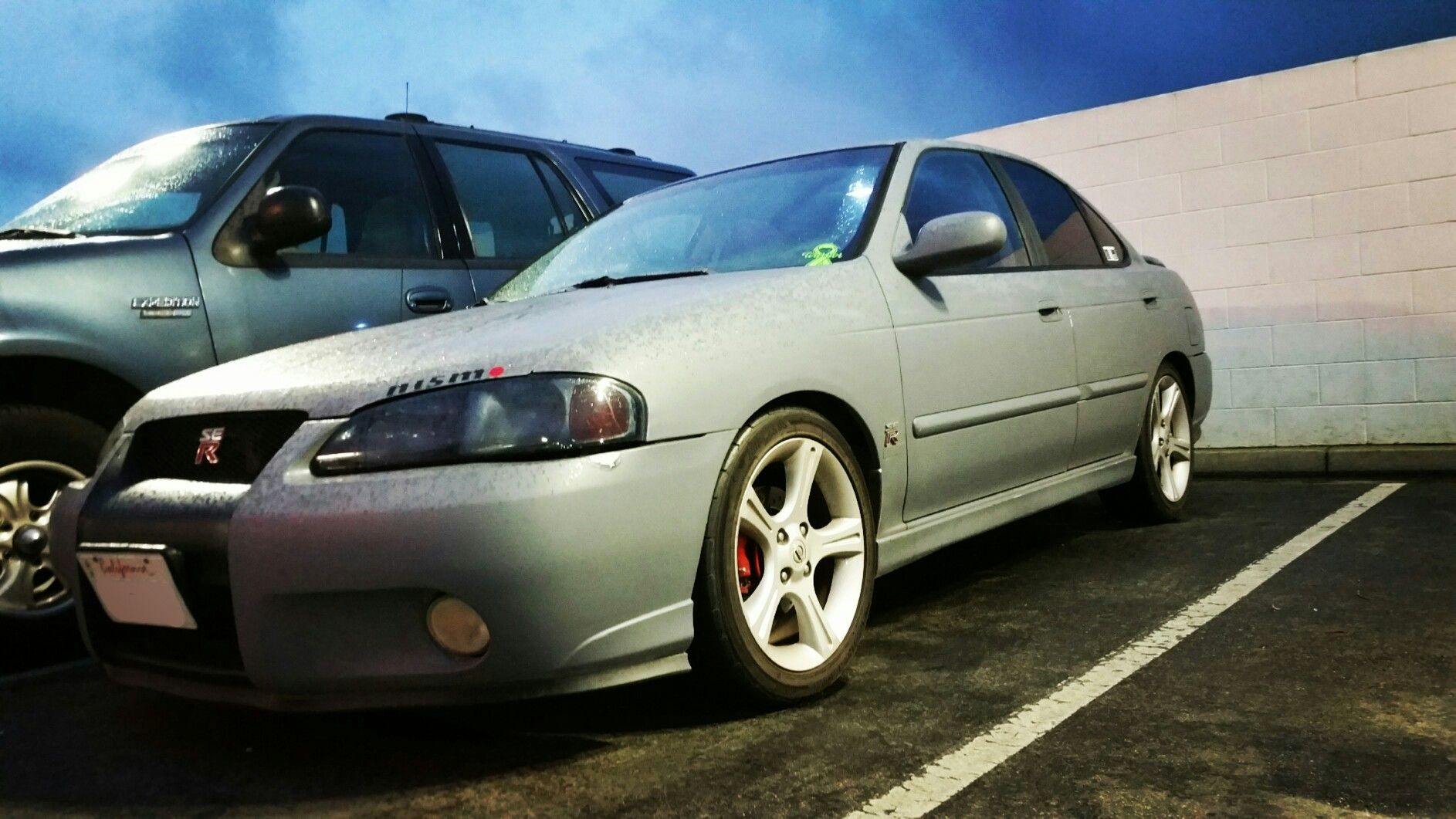 02 Nissan Sentra SER Spec V Import Cars Pinterest
