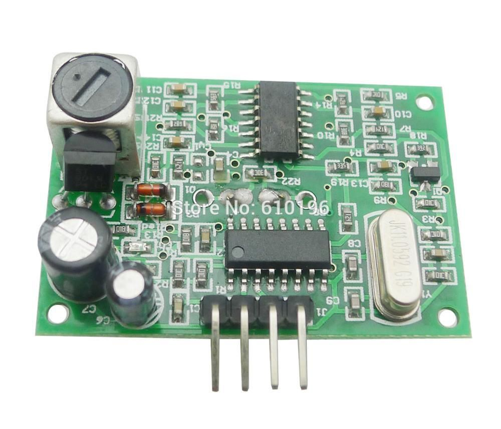 3pcslot dc 5v waterproof ultrasonic sensor distance