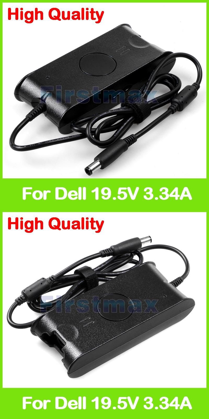 Visit to Buy] 19 5V 3 34A AC power adapter 310-4408 LA65NE1-01 6TFFF