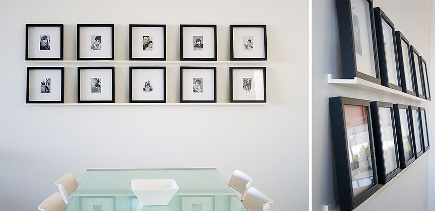 Living with art simple and elegant framed prints