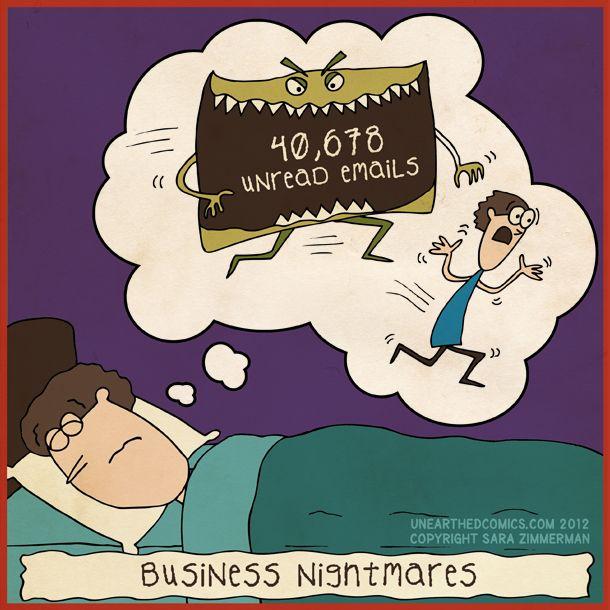 Unearthed Emailnightmares 1301 1 Web Jpg 610 610 Social Media Humor Marketing Humor Humor