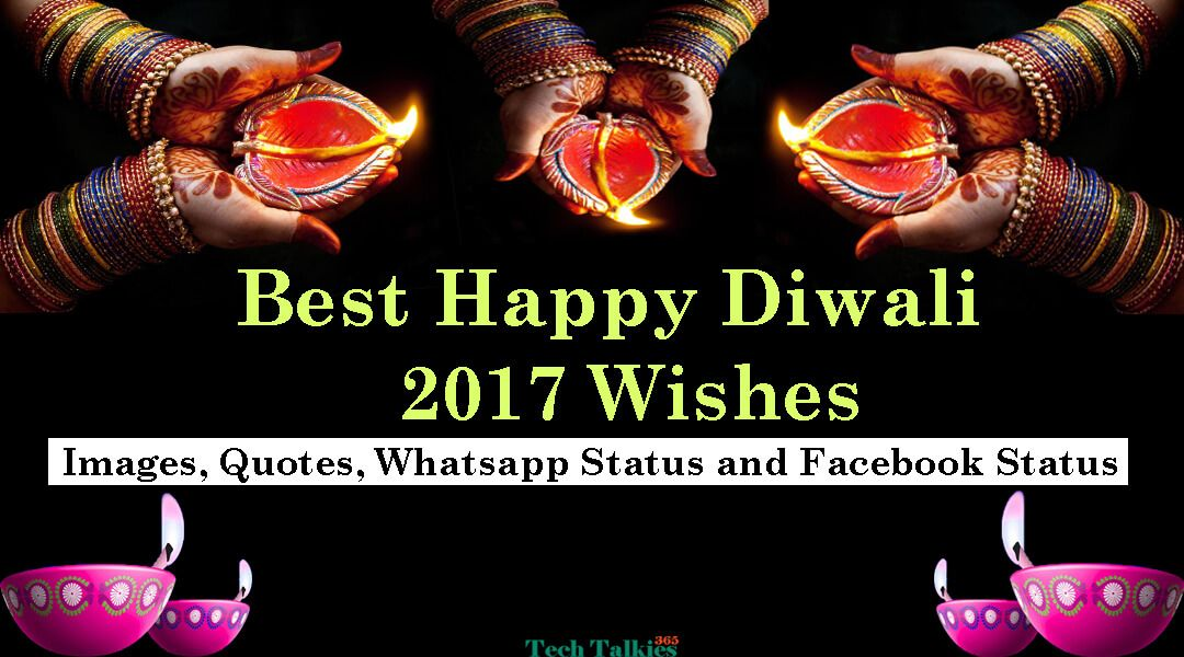 Best Happy Diwali 2017 Wishes, Images, Quotes, Whatsapp