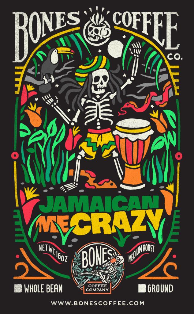 Jamaican Me Crazy 12oz in 2020 Jamaican me crazy