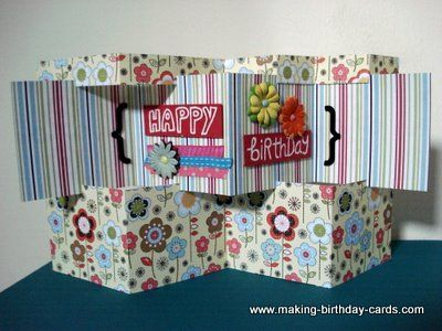 Interesting birthday card arts and crafts 3 pinterest interesting birthday card bookmarktalkfo Images