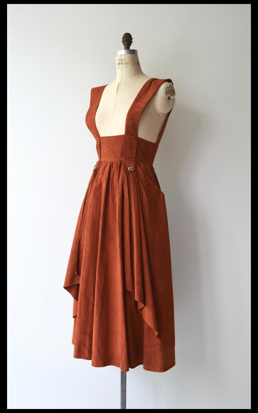 Georgia Clay Dress Cotton Jumper Dress Vintage 80s Pinafore Jumper Summer Jumper Dress Summerjumperdress Very Am In 2021 Vintage Dresses Pretty Dresses Fashion [ 1343 x 840 Pixel ]