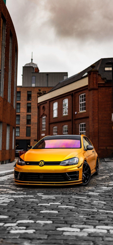 Volkswagen Golf Mk6 Full Hd Wallpapers 1080x2340 Volkswagen Golf Car Wallpapers Car Iphone Wallpaper