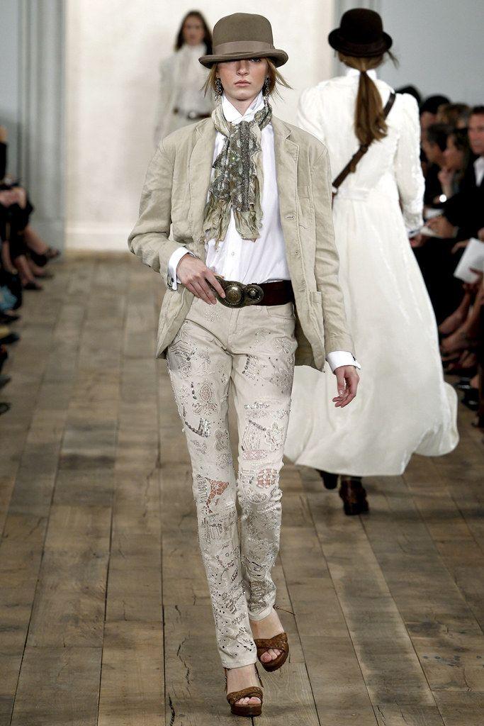 Ralph Lauren Spring 2011 Ready-to-Wear Collection Photos - Vogue