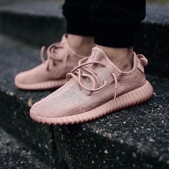 Yeezys | pink | sneakers