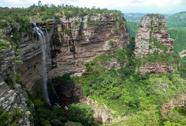 Oribi Gorge Swing Jumps Into The Abyss In South Africa South African Holidays South Africa Travel South Africa
