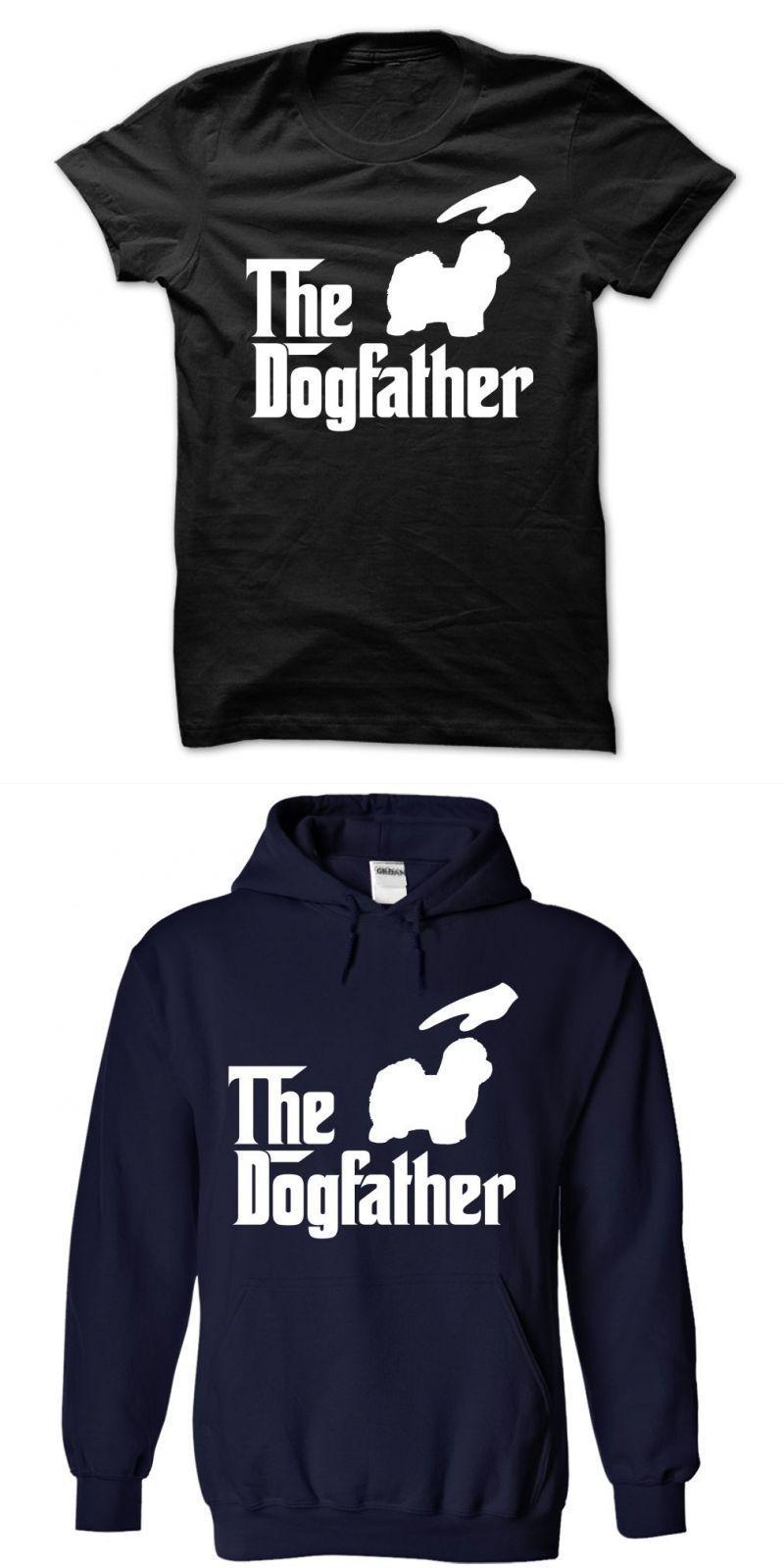 The Dogfather Coton De Tulear Dog T Shirts Pinterest Coton De