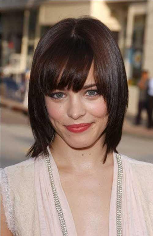 cortes de pelo corto o medio para la mujer