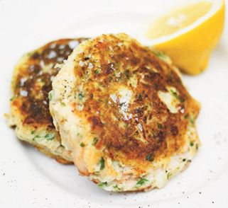 Salmon fishcakes - Food Revolution Day