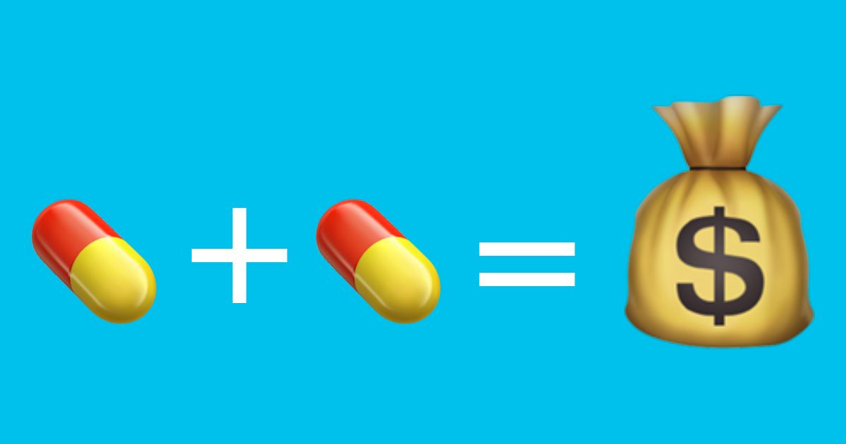 How two common medications became one 455 million