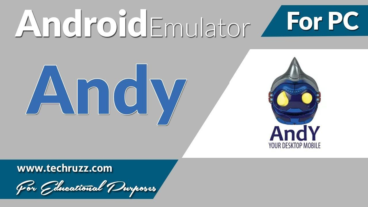 How To Download and Install Andy Android Emulator in Windows