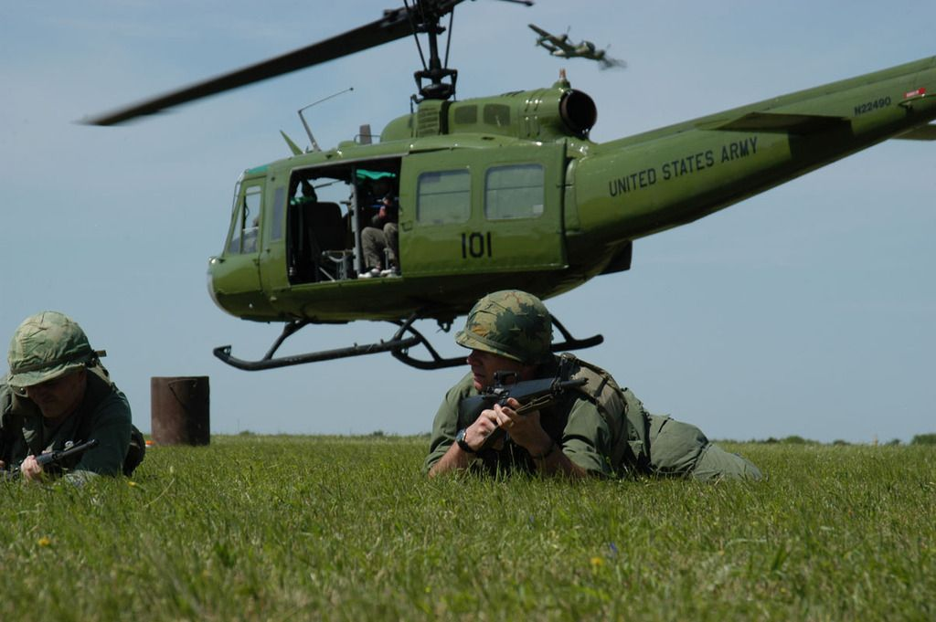 bell uh-1d vietnam helicopter 3d max |Bell Helicopter Vietnam
