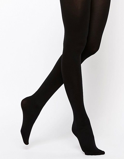 97e8f83a64e67 120 Denier Tights With Bum Tum Thigh Support | Knee highs | Tights ...