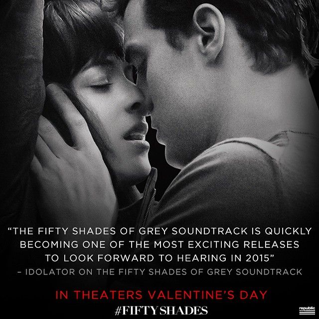 Can't wait for The Fifty Shades Of Grey soundtrack! Pre-order it now: http://smarturl.it/FiftyShadesSndtk