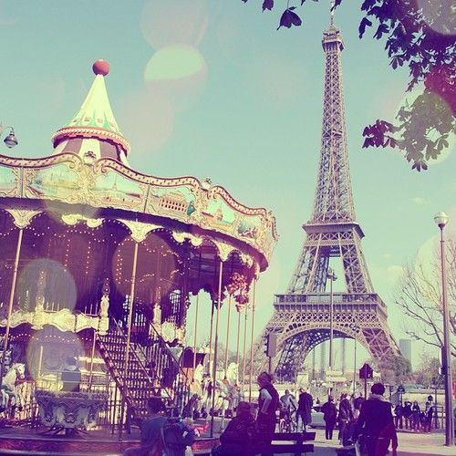 Paris Tumblr Amor