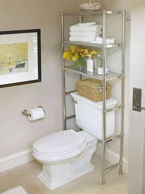 25 Modern Ideas For Small Bathroom Storage Spaces Apartment