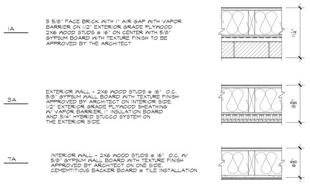 Graphic standards part 2 architecture drawing - Interior graphic and design standards ...