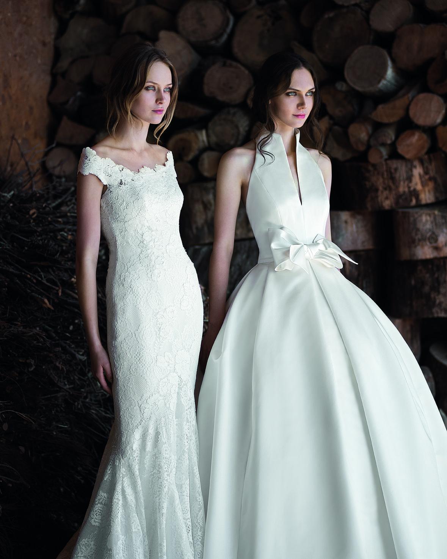 Vestidos de novia Jesus Peiro. 2016 Wedding Dresses. Nanda Devi ...