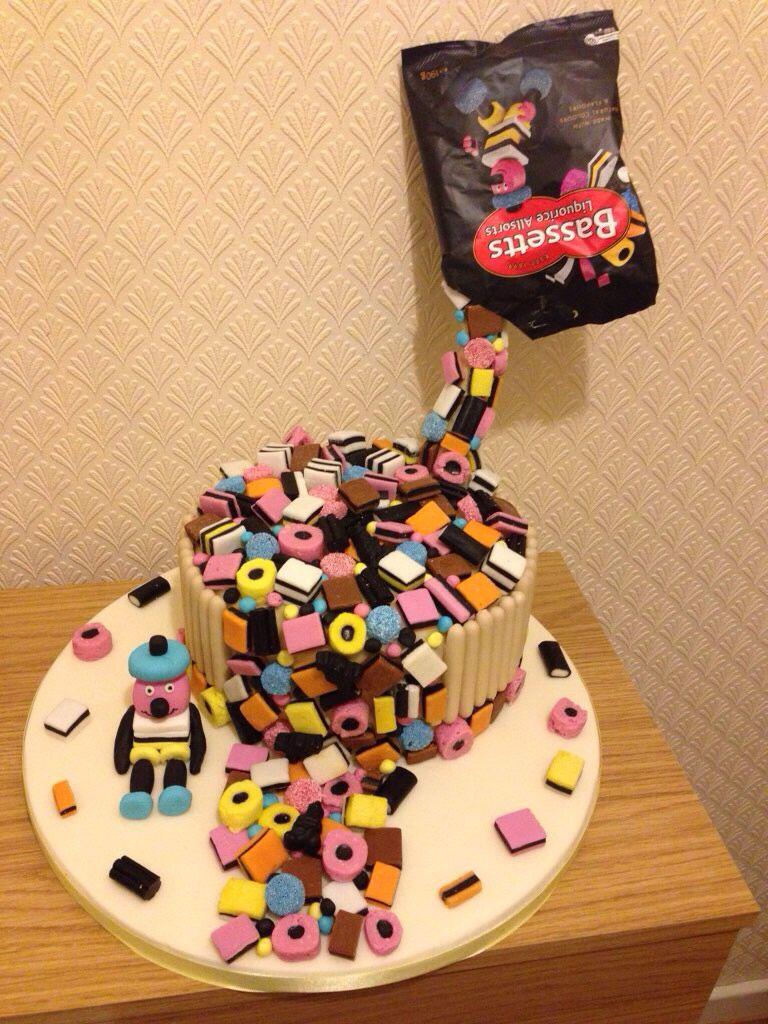 Haribo Cake Ideas