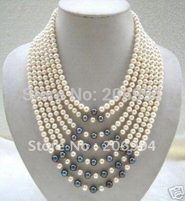 aliexpress collier perle
