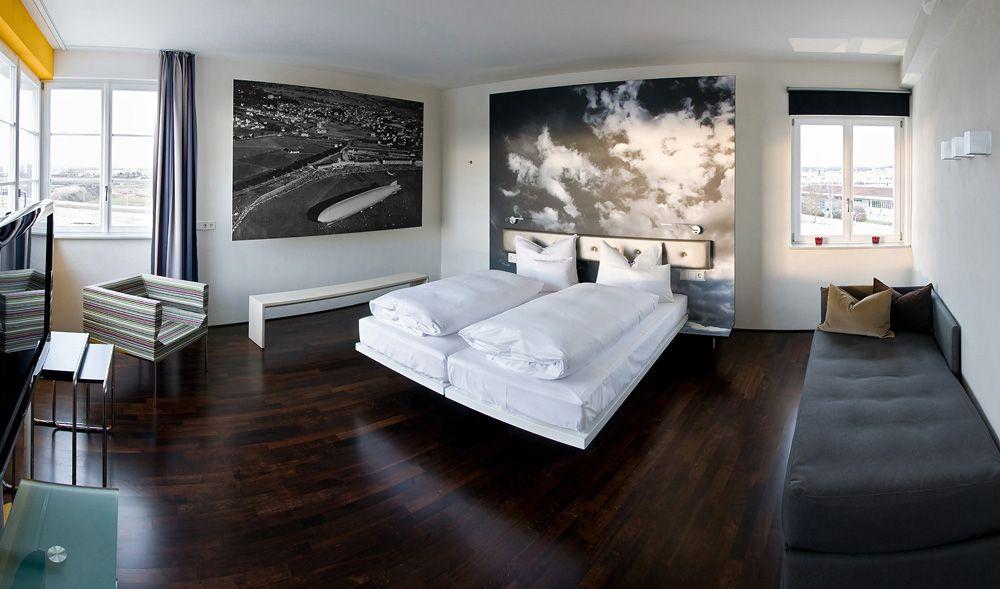 murals for guest bedroom