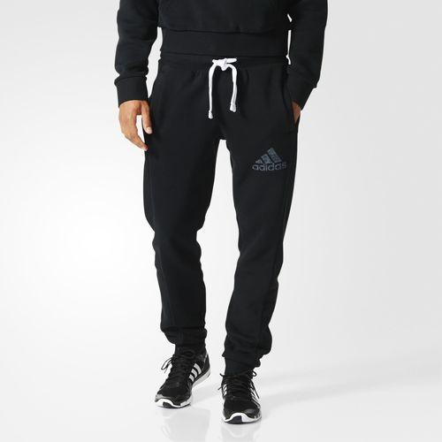 adidas Authentic Sweat Pants - Black | adidas US