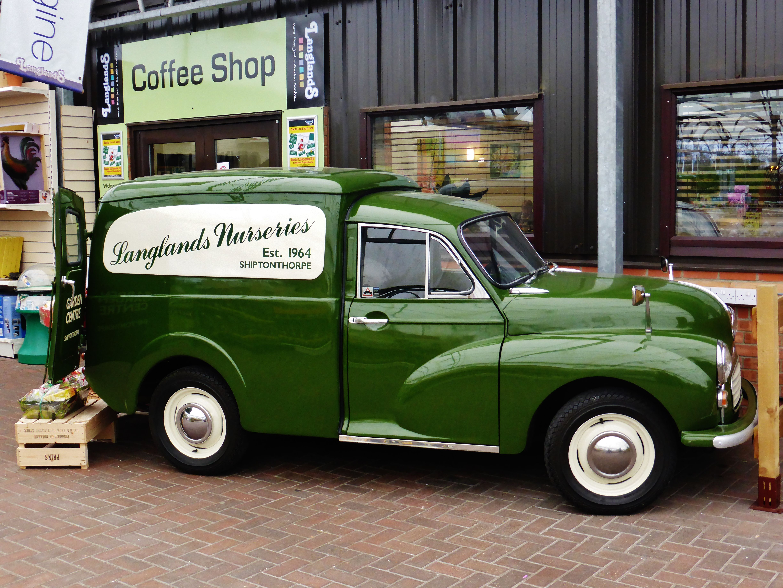 ebfce68cc9 Morris Minor Van