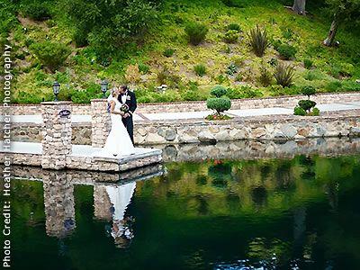 Los Willows Garden Estate And Vineyard San Go Wedding Location Fallbrook Weddings 92028