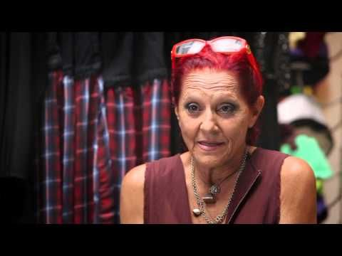 September Stylist of the Month - Patricia Field