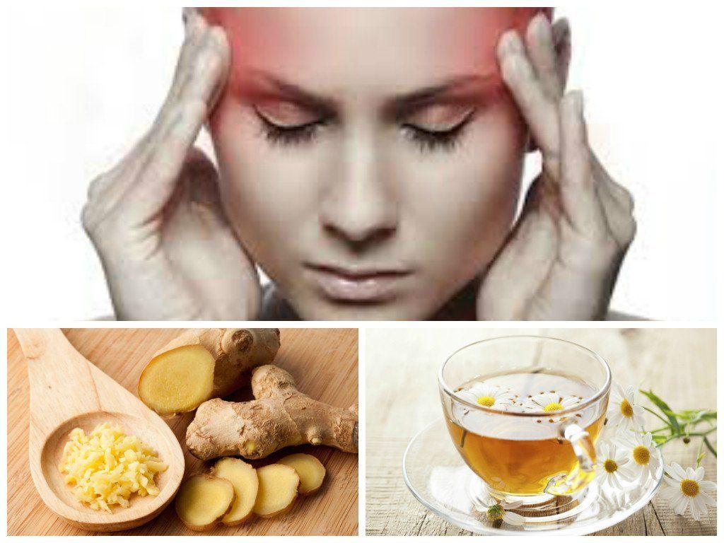 Muchas veces el dolor de cabeza viene a causa de los cambios hormonales, el estrés y ansiedad conoce estos remedios caseros para dolor de cabeza y migrañas.