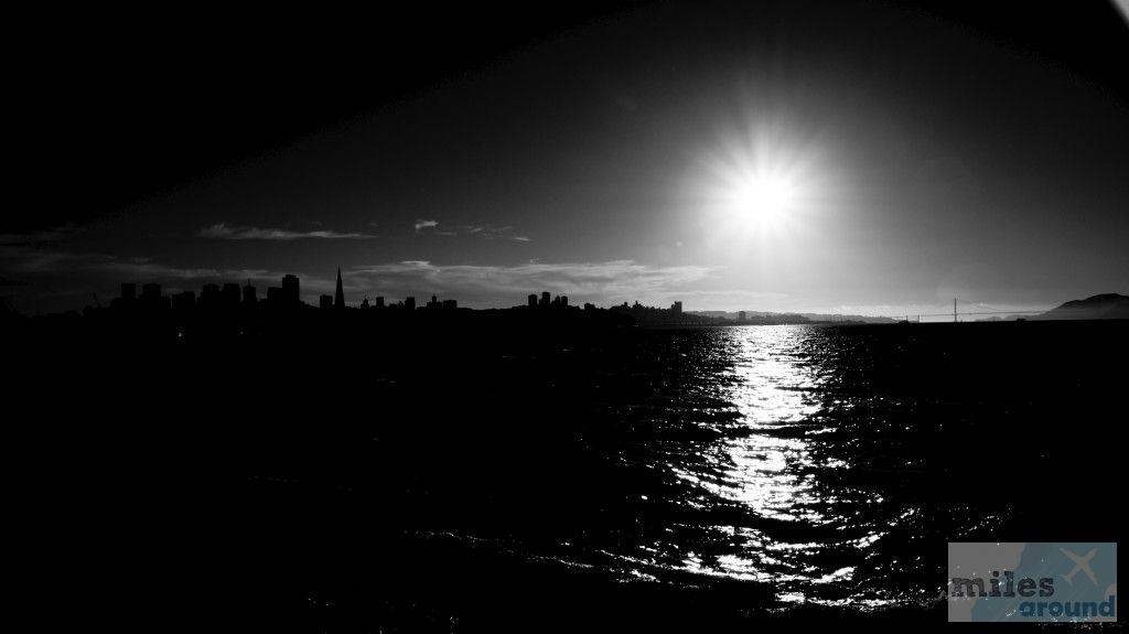 Blick auf San Francisco von Treasure Island - Check more at https://www.miles-around.de/nordamerika/usa/kalifornien/sfo-fishermans-wharf-und-cable-car/,  #AlamoSquare #CableCar #Fisherman'sWharf #Geocaching #GoldenGateBridge #Kalifornien #Reisebericht #SanFrancisco #USA