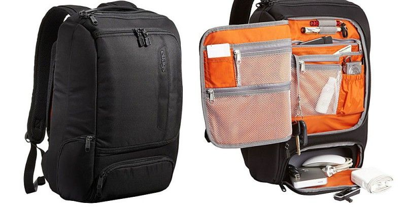 eBags TLS Professional Slim Laptop Backpack: Pack Only What You ...