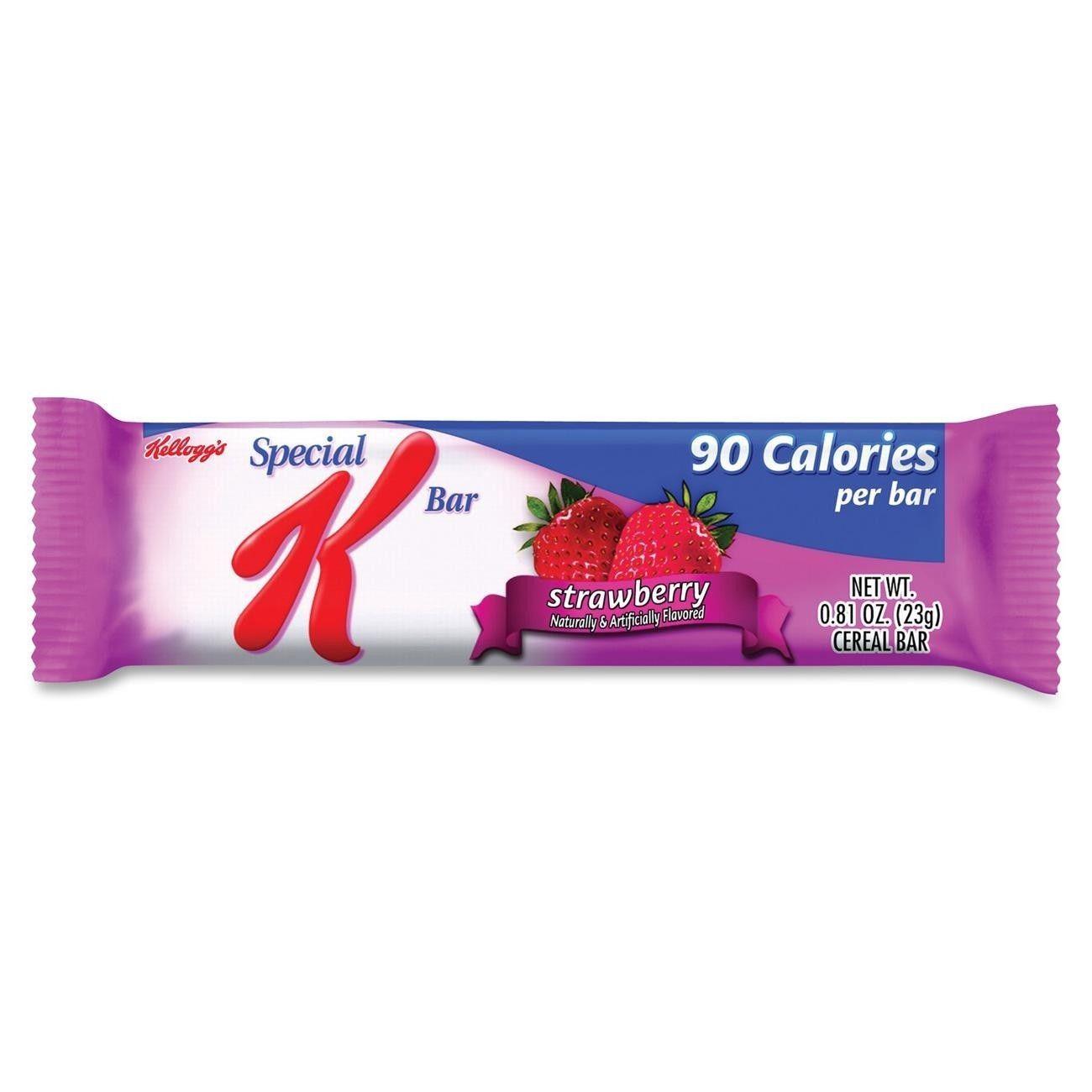 Strawberry Snack Bars