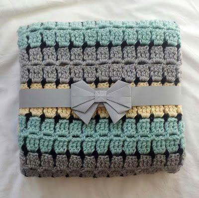 Retro Baby....Buggy Blanket | Crochet | Pinterest | Babydecken