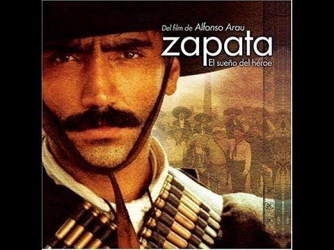Zapata El Sueño Del Héroe Mejor Pelicula De Western Peliculas Completas En Espanol Latino Películas Completas Heroe Peliculas