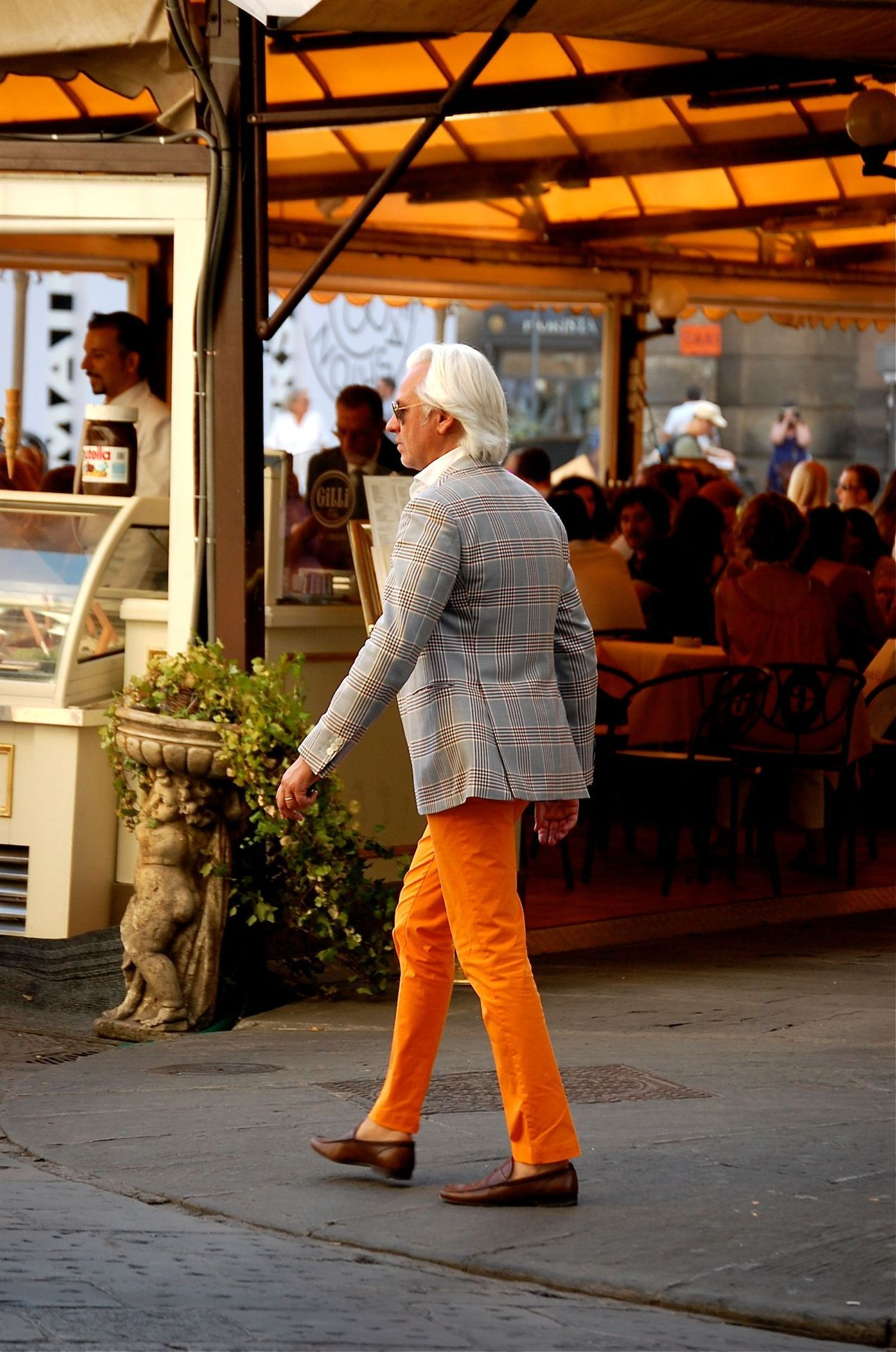 1000  images about Orange Pants?? on Pinterest