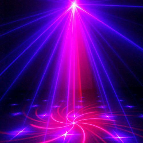 suny 3 lens 18 patterns club bar rb laser blue led stage lighting dj home party 300mw show. Black Bedroom Furniture Sets. Home Design Ideas